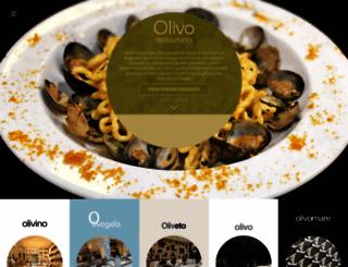 olivorestaurants.com screenshot