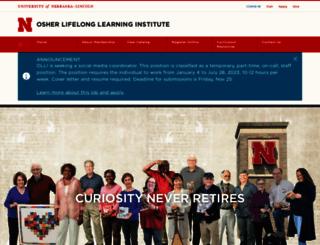 olli.unl.edu screenshot