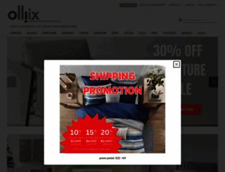 olliix.com screenshot