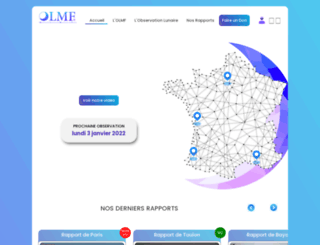olmf.fr screenshot