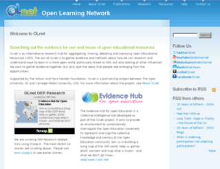 olnet.org screenshot