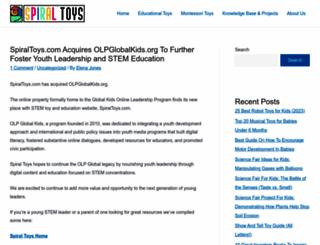 olpglobalkids.org screenshot