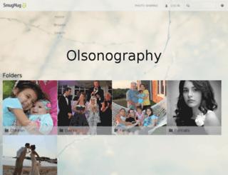 olsonography.smugmug.com screenshot