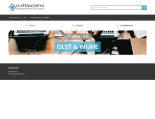 olstenwijhe.nl screenshot