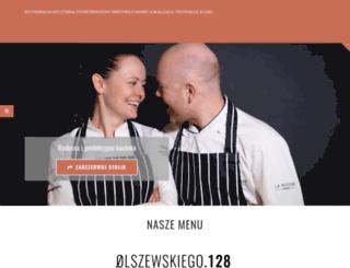 olszewskiego128.com screenshot