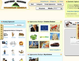 olsztyn.net-ogloszenia.pl screenshot