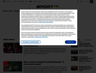 olsztyn.sport.pl screenshot