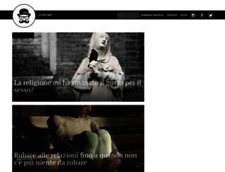 oltreuomo.com screenshot