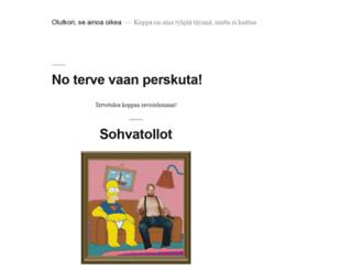 olutkori.net screenshot