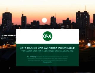 olx.com.py screenshot