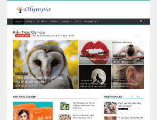 olympia.net.vn screenshot