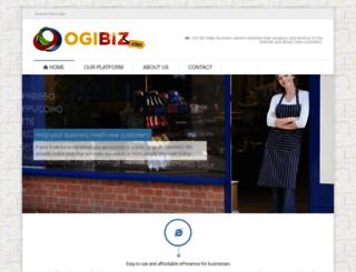 olympicbiz.com screenshot