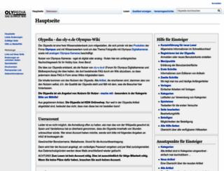 olypedia.de screenshot
