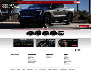 om-en.gmcarabia.com screenshot