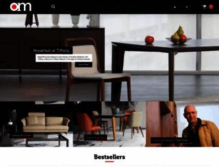 om-home.com screenshot