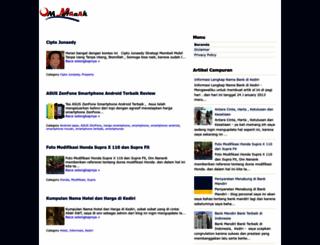 om-nanank.blogspot.com screenshot