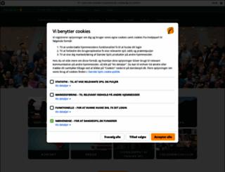 om.danskespil.dk screenshot