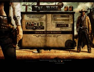 om.the-west.ro screenshot
