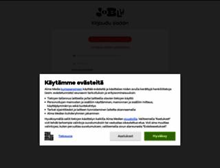 oma.monster.fi screenshot