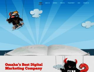 omahamediagroup.com screenshot