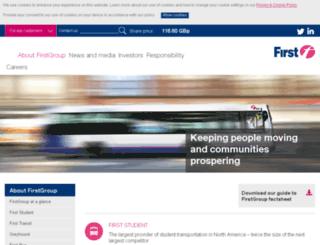 omail.firstgroupamerica.com screenshot