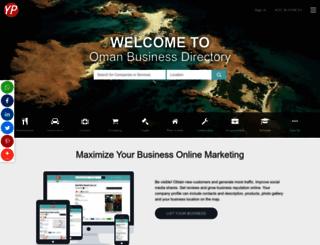 omanyp.com screenshot