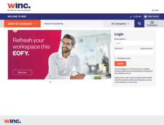 omauprod.commercevision.biz screenshot