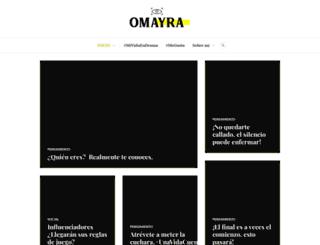 omayraramirez.com screenshot