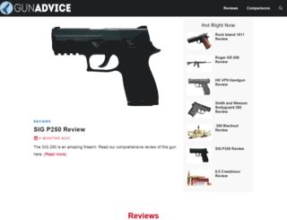 ombguns.com screenshot