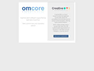 omcore.net screenshot