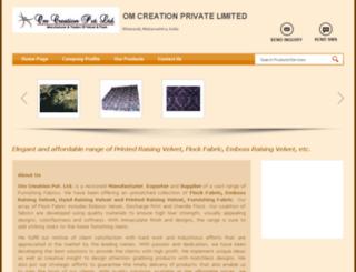 omcreations.net screenshot
