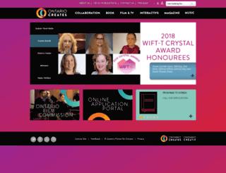 omdc.on.ca screenshot