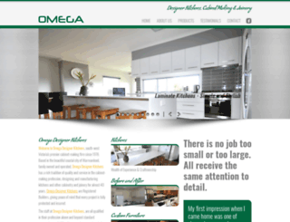 omegakit.com.au screenshot