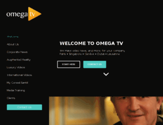 omegatv.tv screenshot