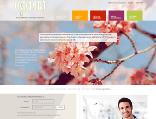 omeopatia.org screenshot