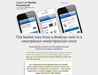 omframework.com screenshot