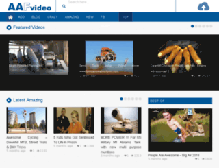 omg-things.aafvideo.com screenshot