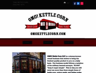 omgkettlecorn.com screenshot