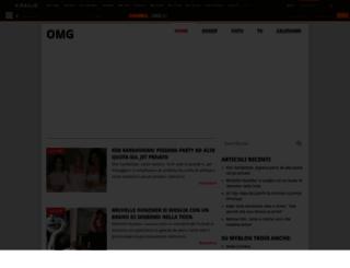 omgossip.myblog.it screenshot