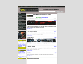 omgspider.com screenshot