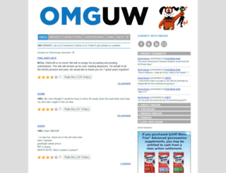 omguw.com screenshot