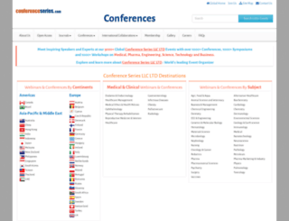 omicsgroup.com screenshot