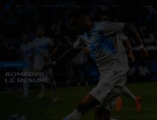 omlesite.fr screenshot