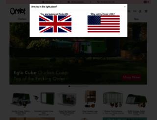 omlet.co.uk screenshot