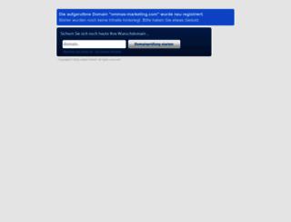 ommax-marketing.com screenshot
