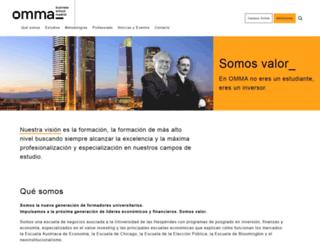 ommayau.com screenshot