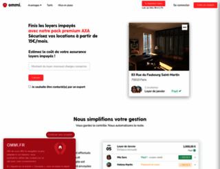 ommi.fr screenshot