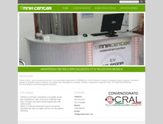 omniacenter.com screenshot