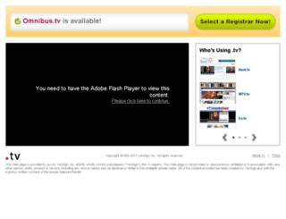 omnibus.tv screenshot
