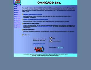 omnicadd.com screenshot